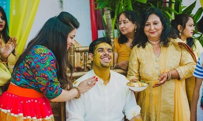 haldi dress for groom