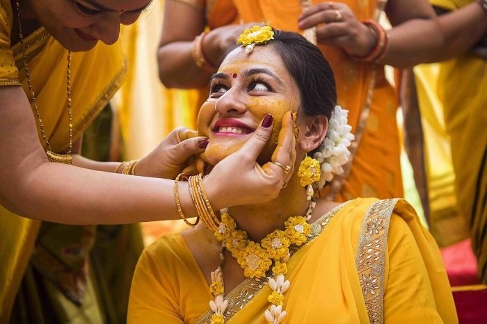 significance of haldi ceremony
