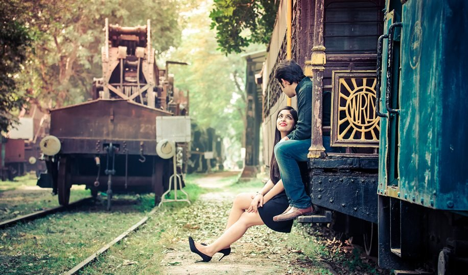 haritage pre wedding shoot