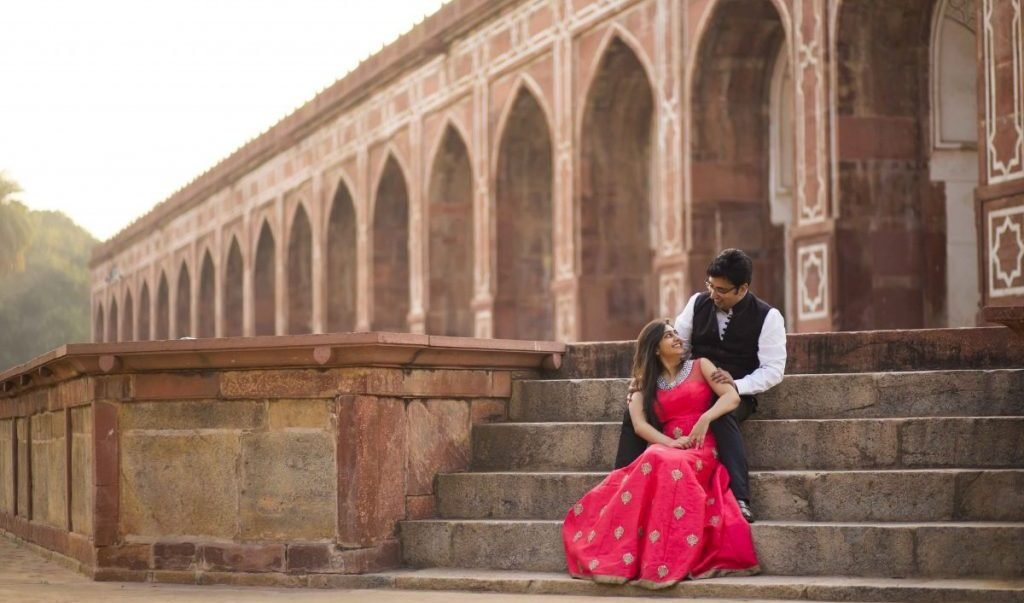 Historical Pre Wedding Shoot