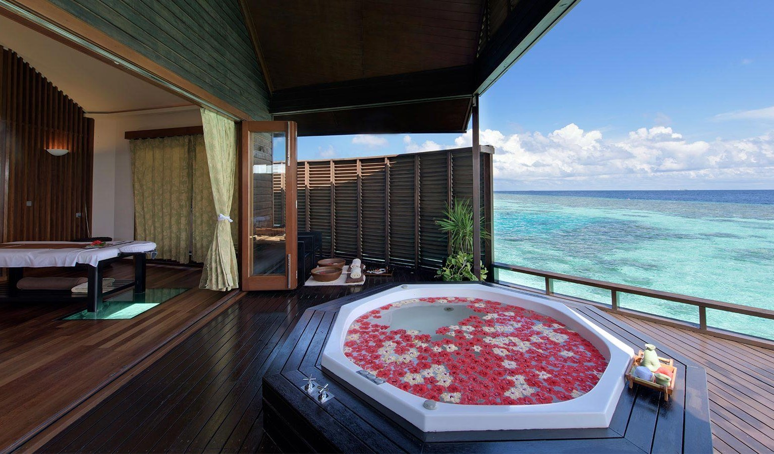 Honeymoon In Maldivs