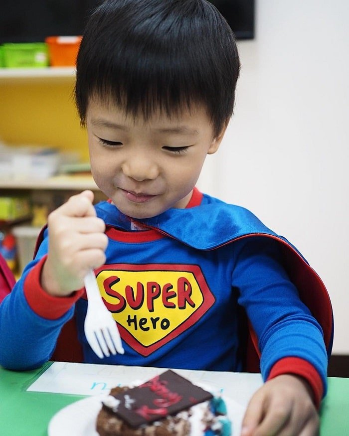 superhero inspired photoshoot
