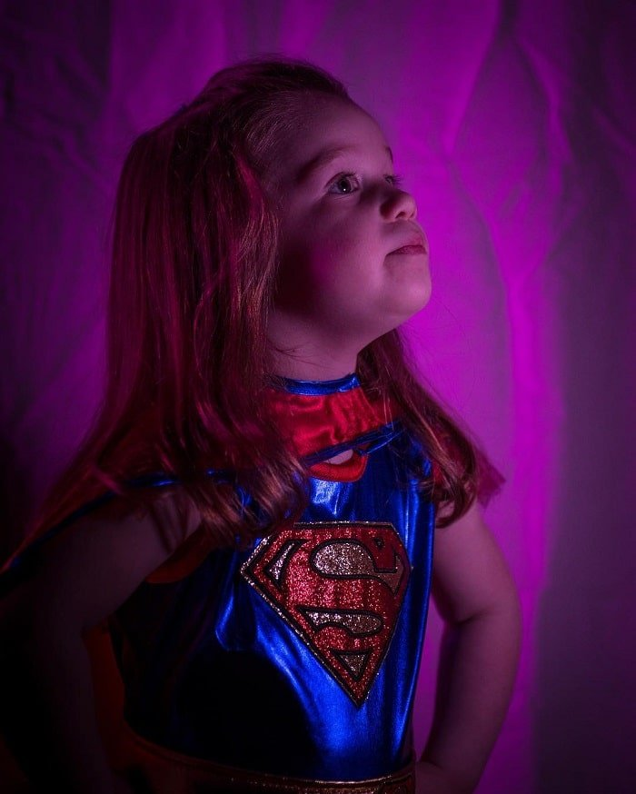 superhero inspired photoshoot ideas for baby