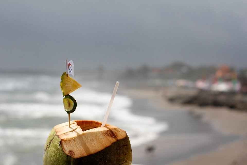 Natural Hydrating Coconut Water