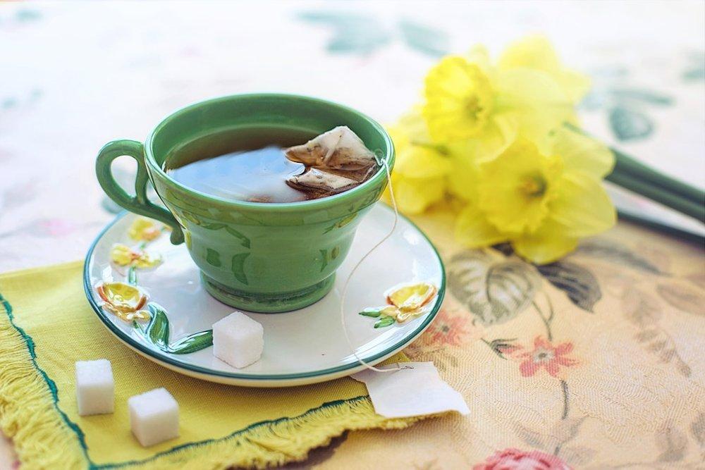 Green Tea for Brightening Skin