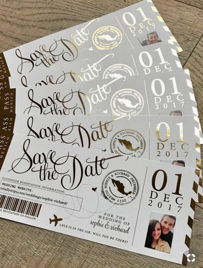 wedding cards ideas