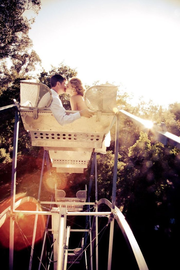 best marriage proposal ideas in a ferris wheel