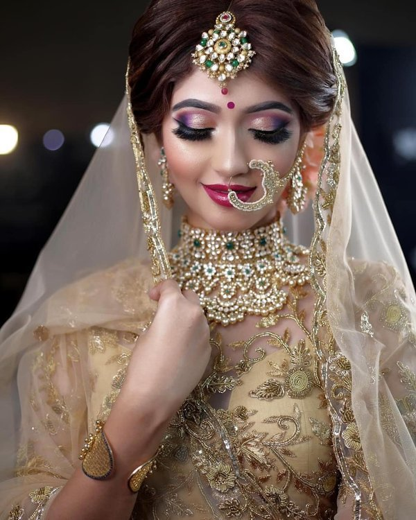 Gorgeous Bridal nath designs