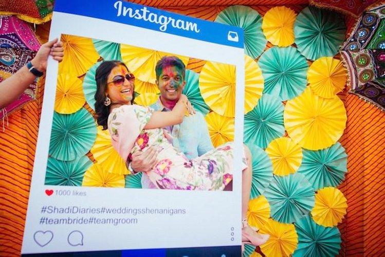 Instagram photobooth ideas