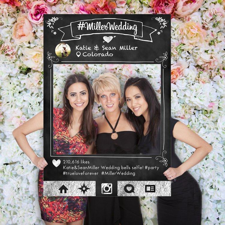 social wedding photobooth ideas