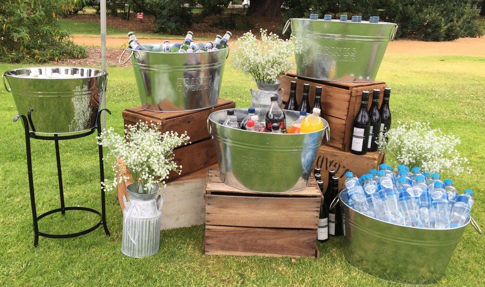 ice beer-buckets