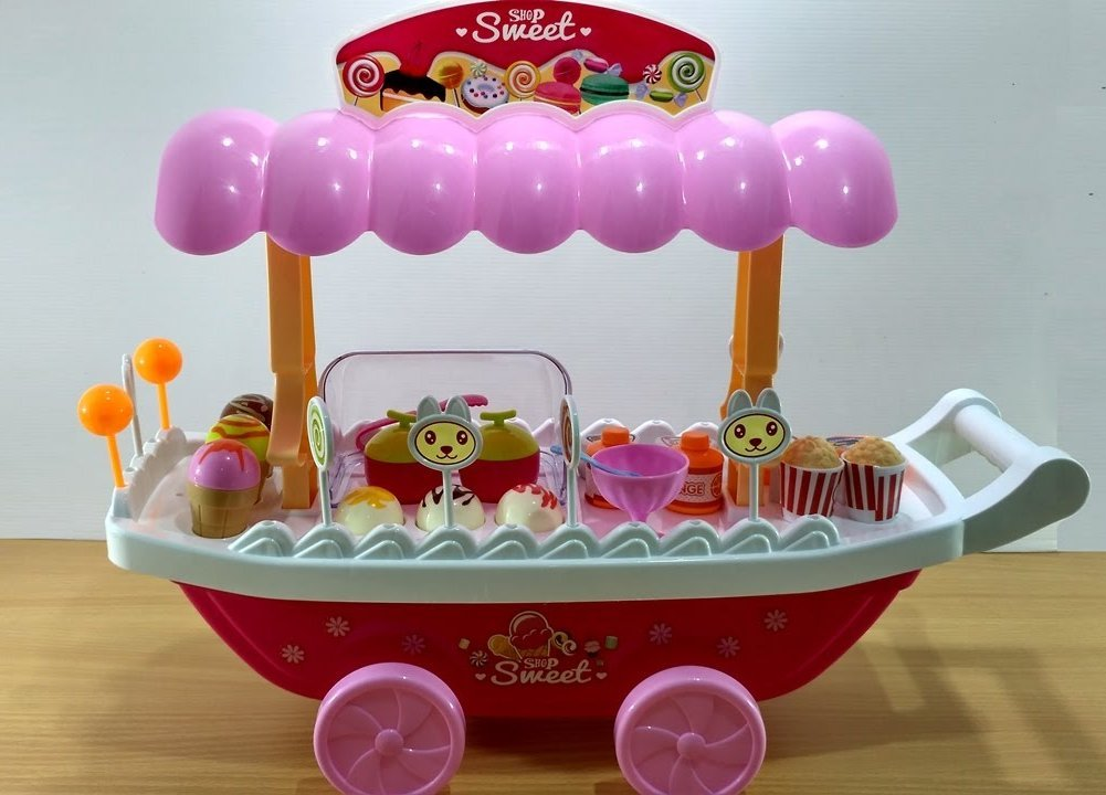 ice candy-cart