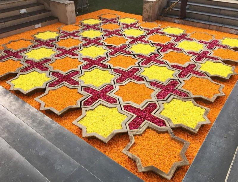 indian wedding rangoli designs