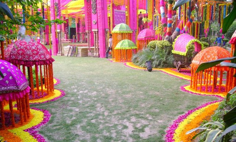 simple rangoli designs for wedding