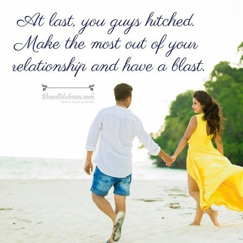 Formal Wedding Quotes