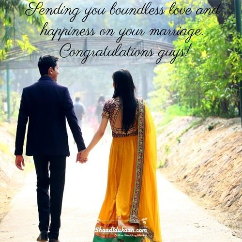 Best Wedding Wishes With images