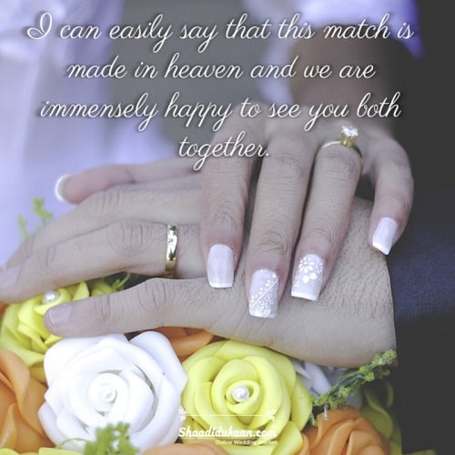 Wedding Quotes for Brother