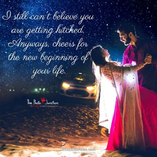 Wedding Quotes for a Friend