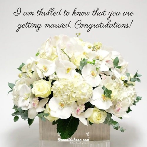 Wedding Congratulation Messages for Coworker