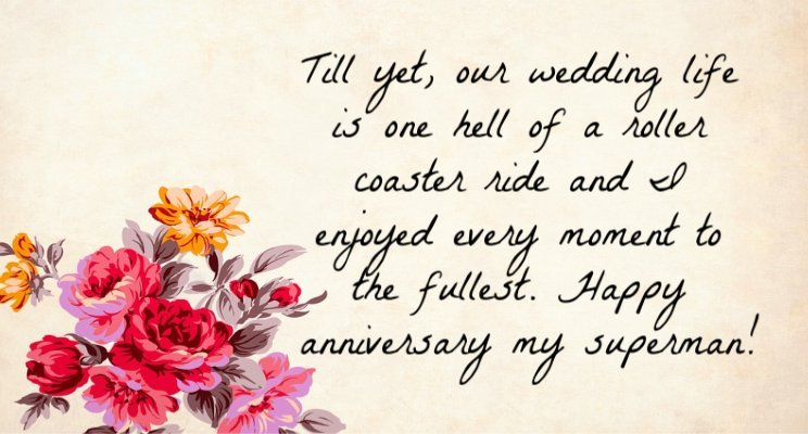 happy 4th wedding anniversary wishes for hubby