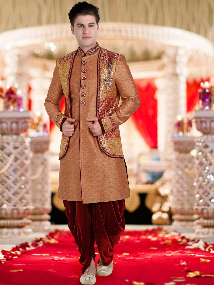 Jacket Sherwani
