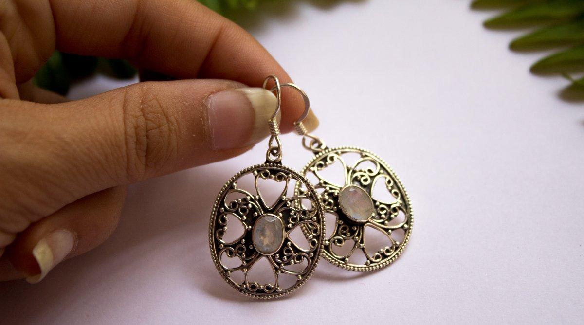 Filigree Bridal Jewellery