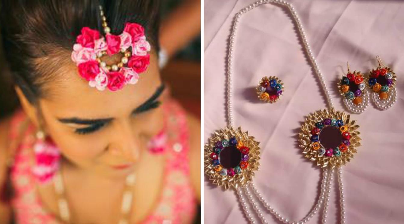 Gota Patti Jewellery