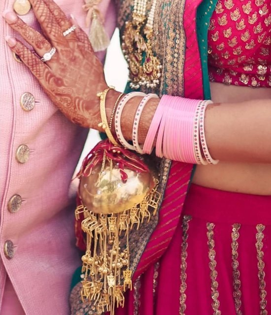 Kalire for bridal
