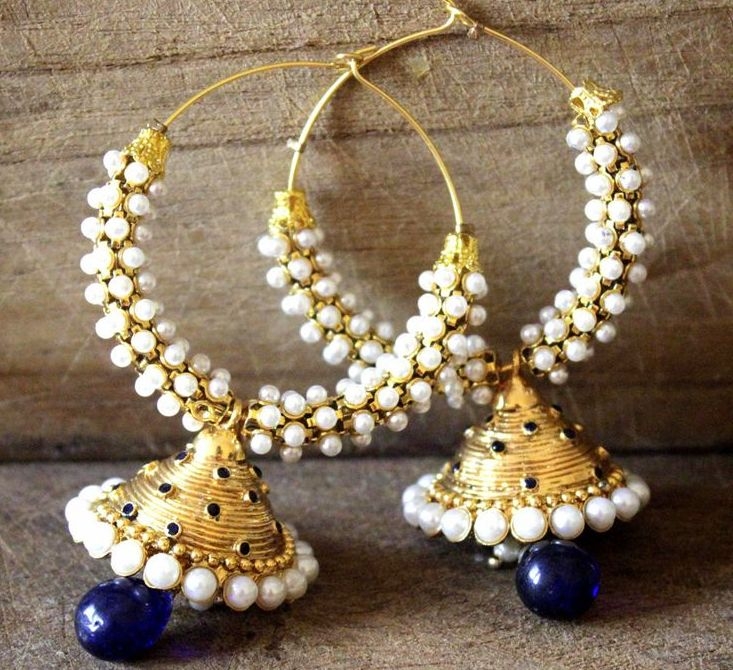 Double Side Earrings