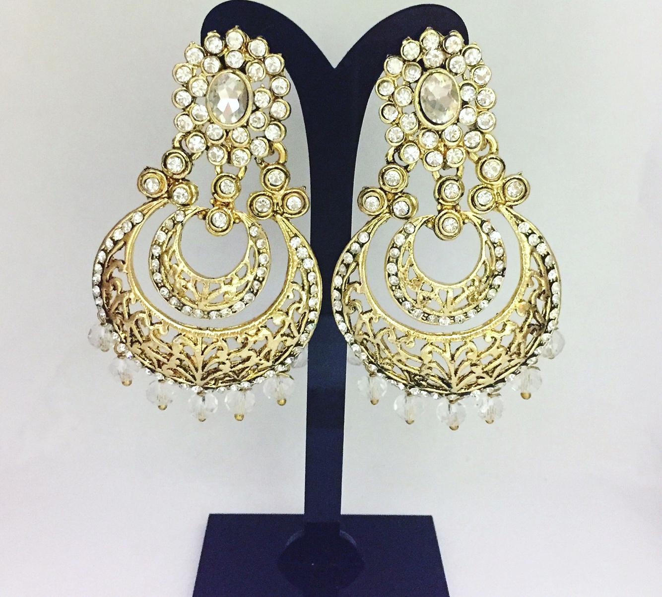 Huggie Earrings For Wedding