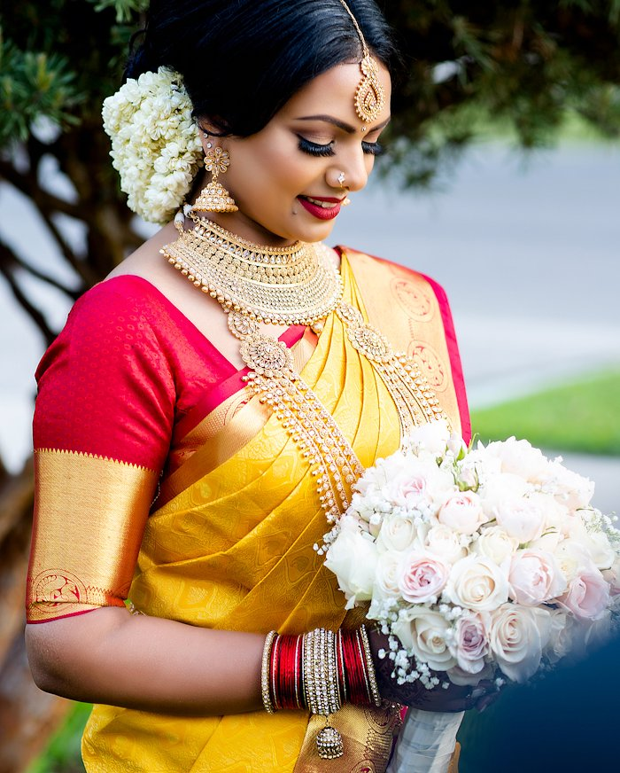 indian bridal gold earrings