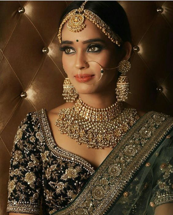 maharani style jewellery trend 2019