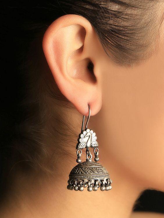 traditional jhumki jewellery trend 2019