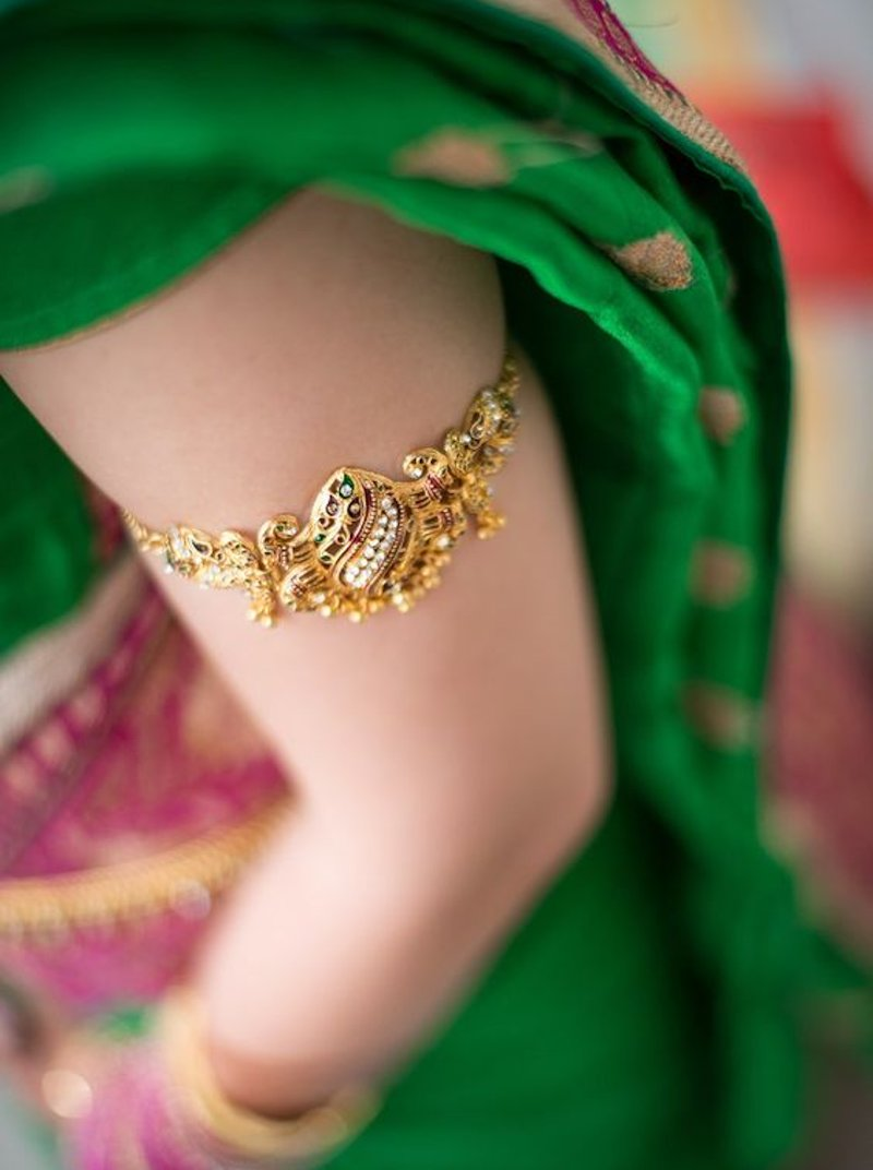 armbands - indian wedding accessories