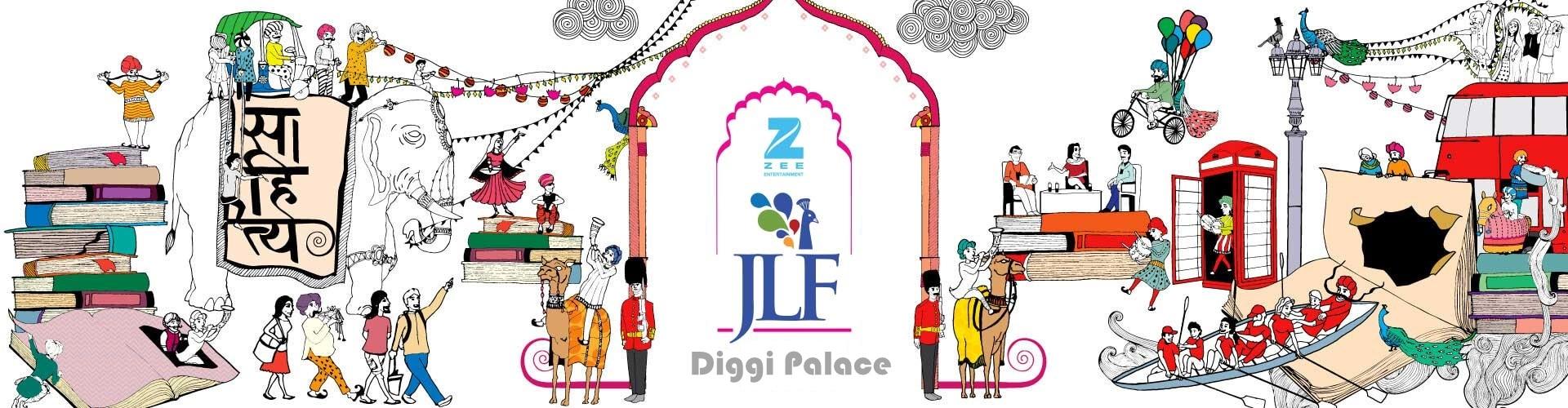 Jaipur Literature Festival 2018