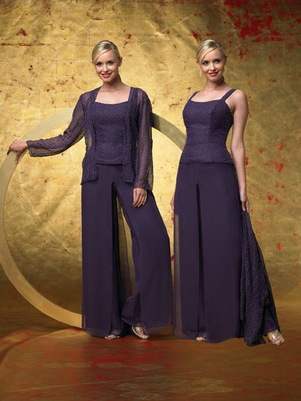 Women Lace Pant Set