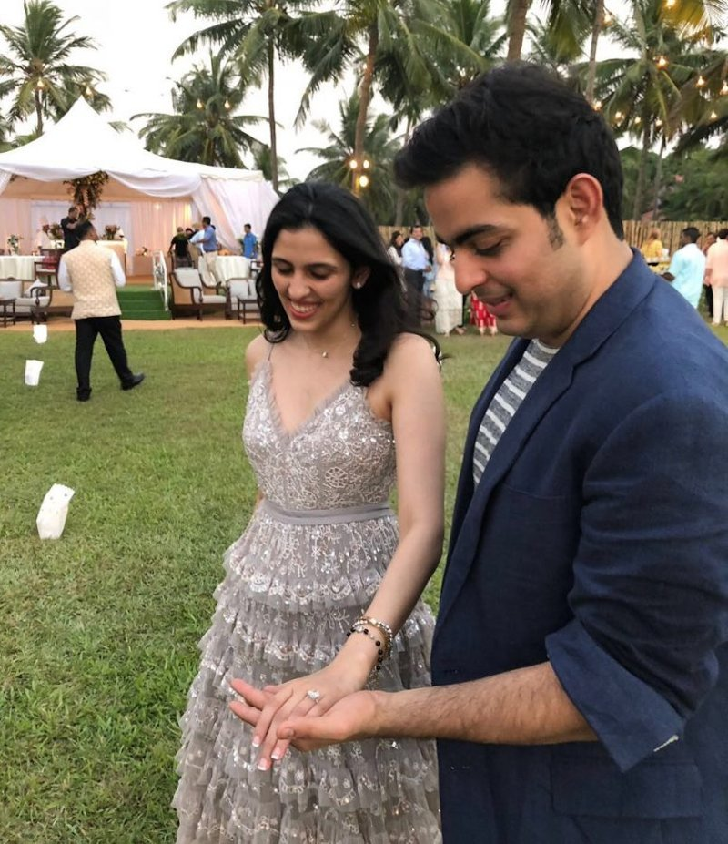 Akash Ambani & Shloka Mehta wedding detials