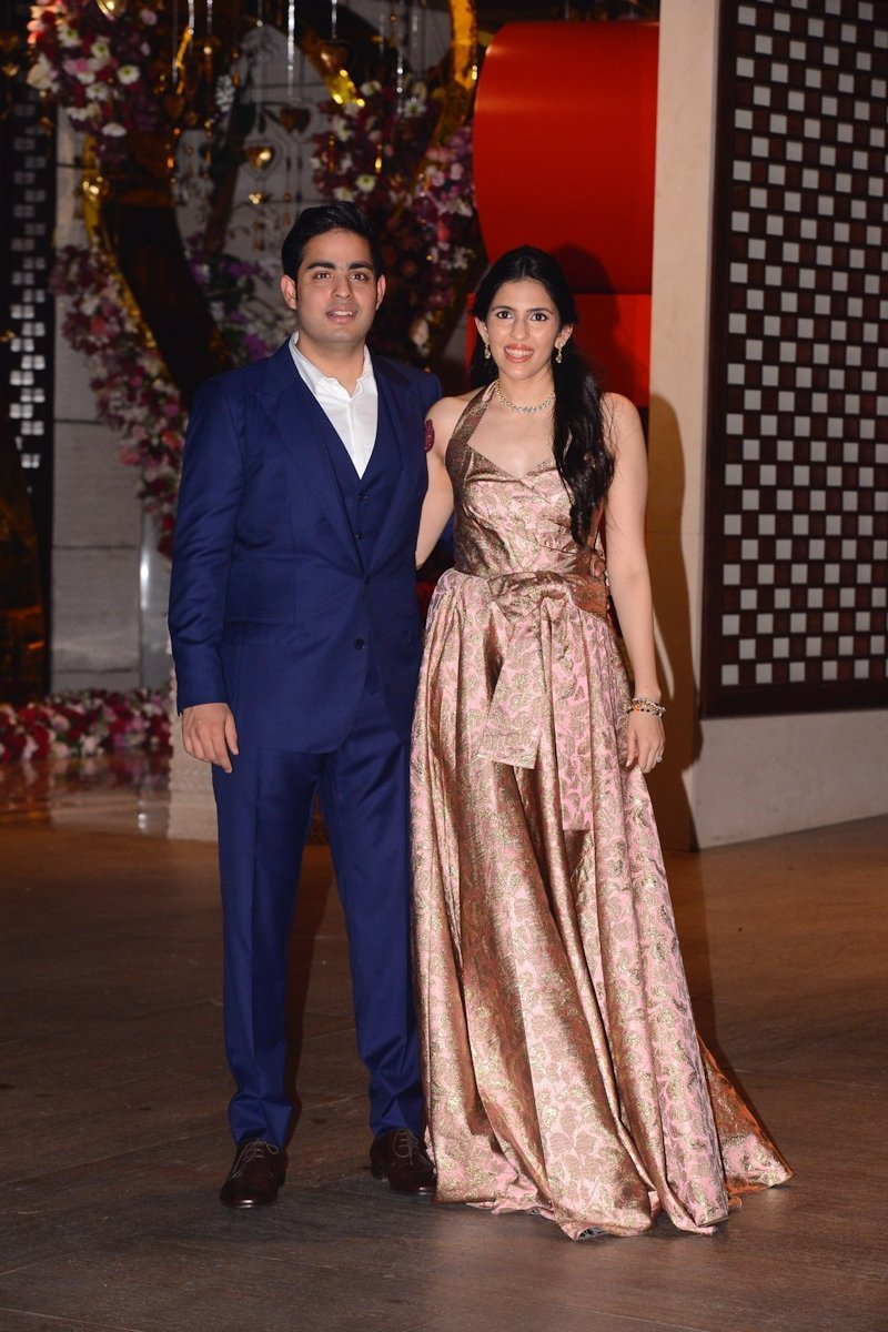 Akash Ambani & Shloka Mehta wedding details