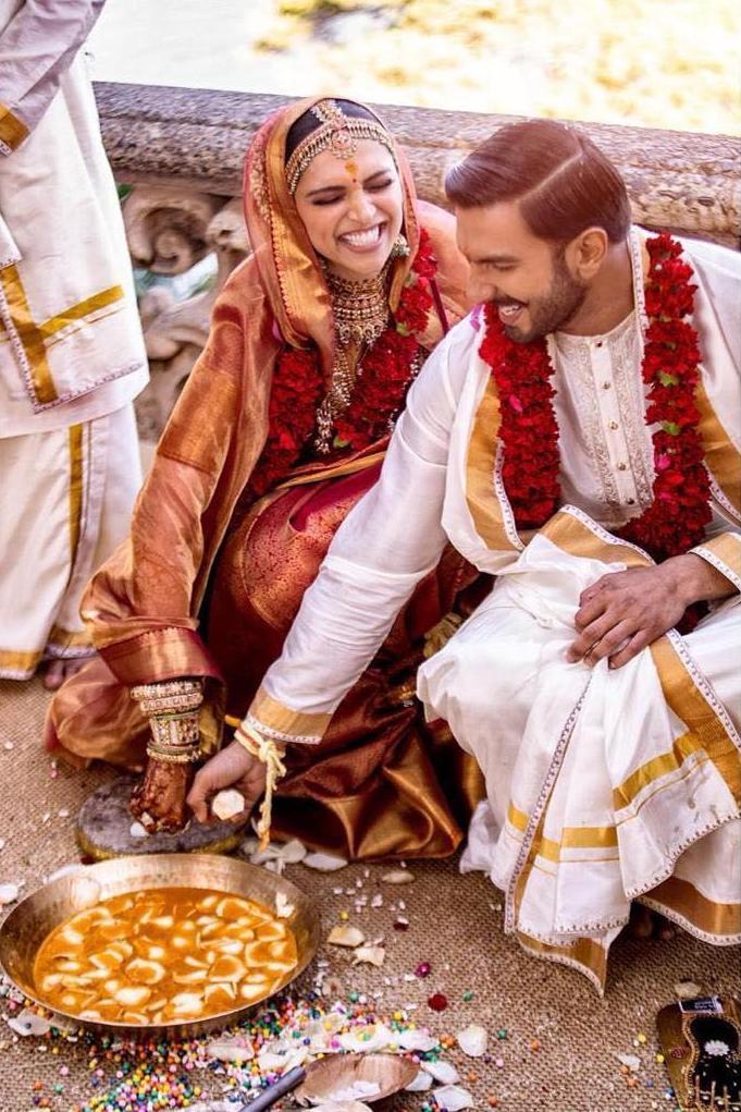 Ranveer Deepika Wedding Pics
