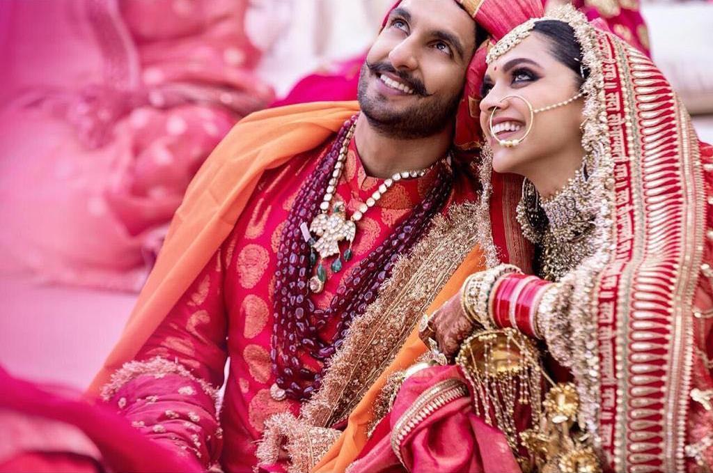 Sindhi Wedding of Ranveer and Deepika