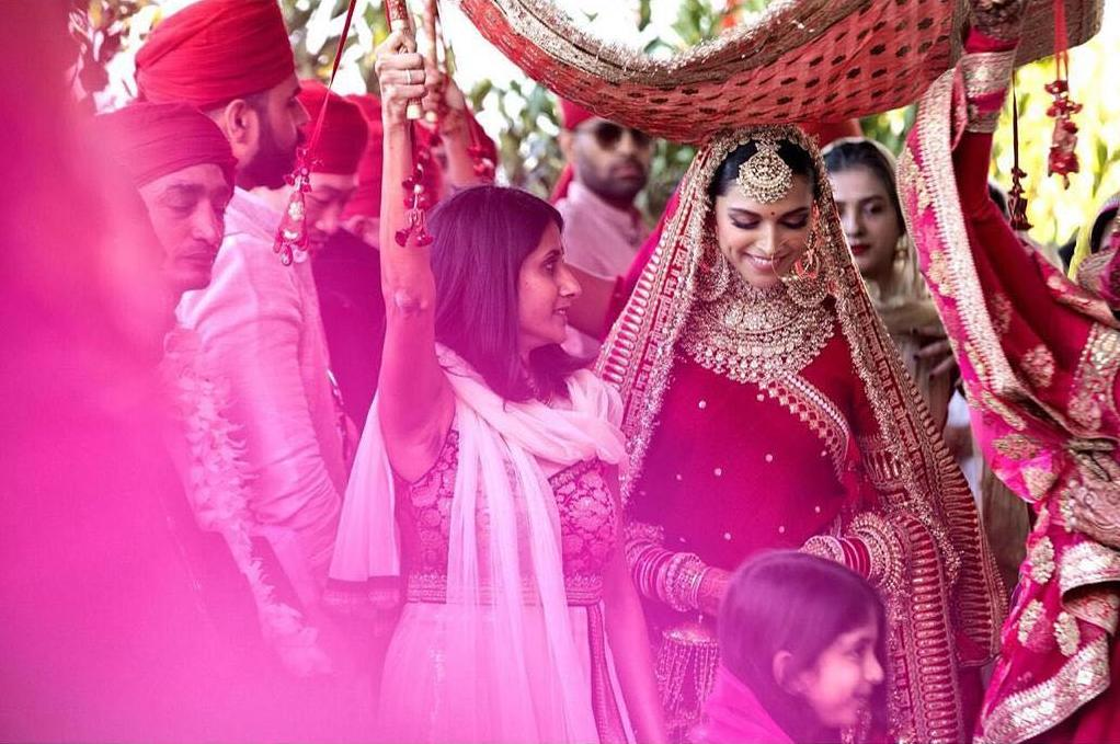 DeepVeer Sindhi Wedding Photos