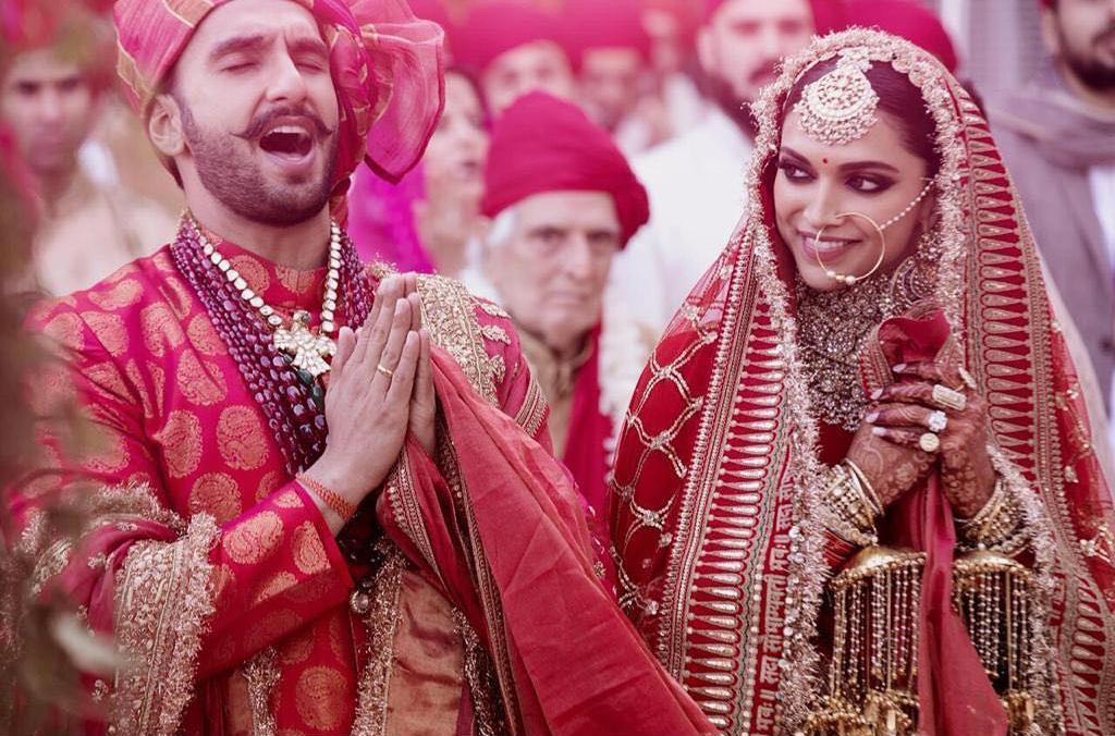 DeepVeer Wedding Images