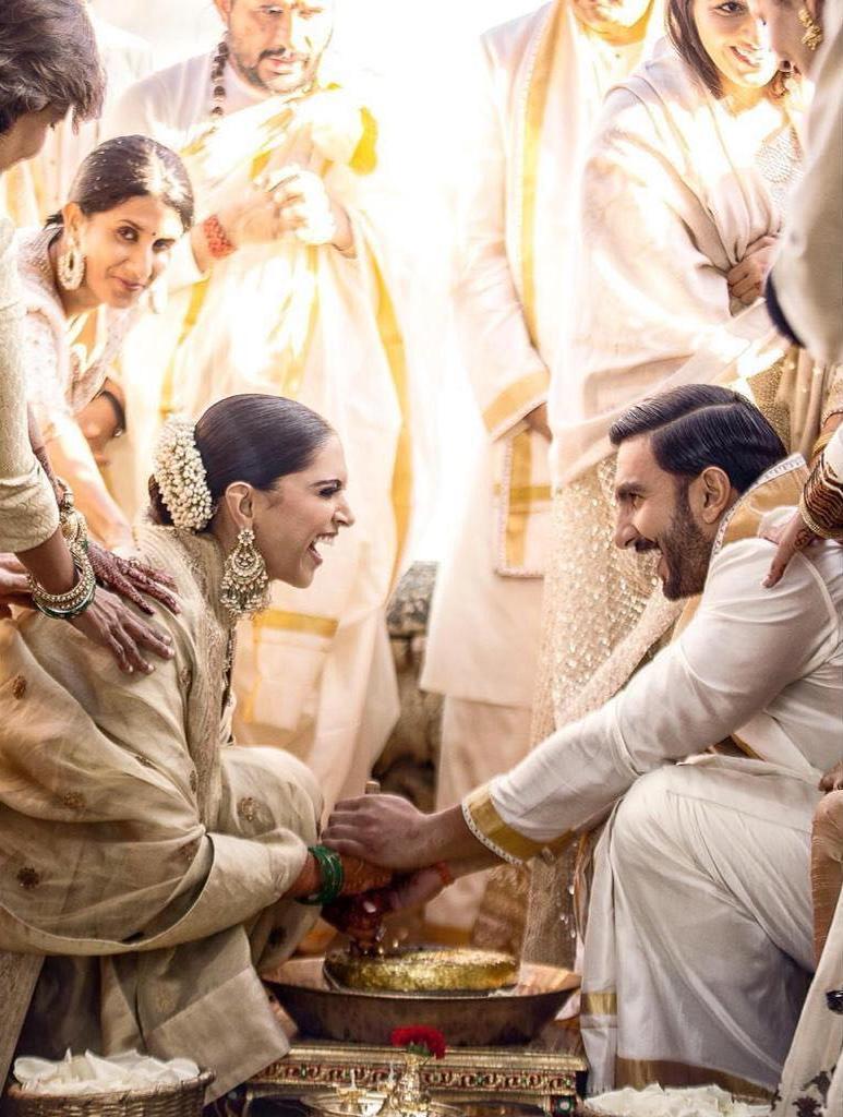 Ranveer Singh Wedding Photos