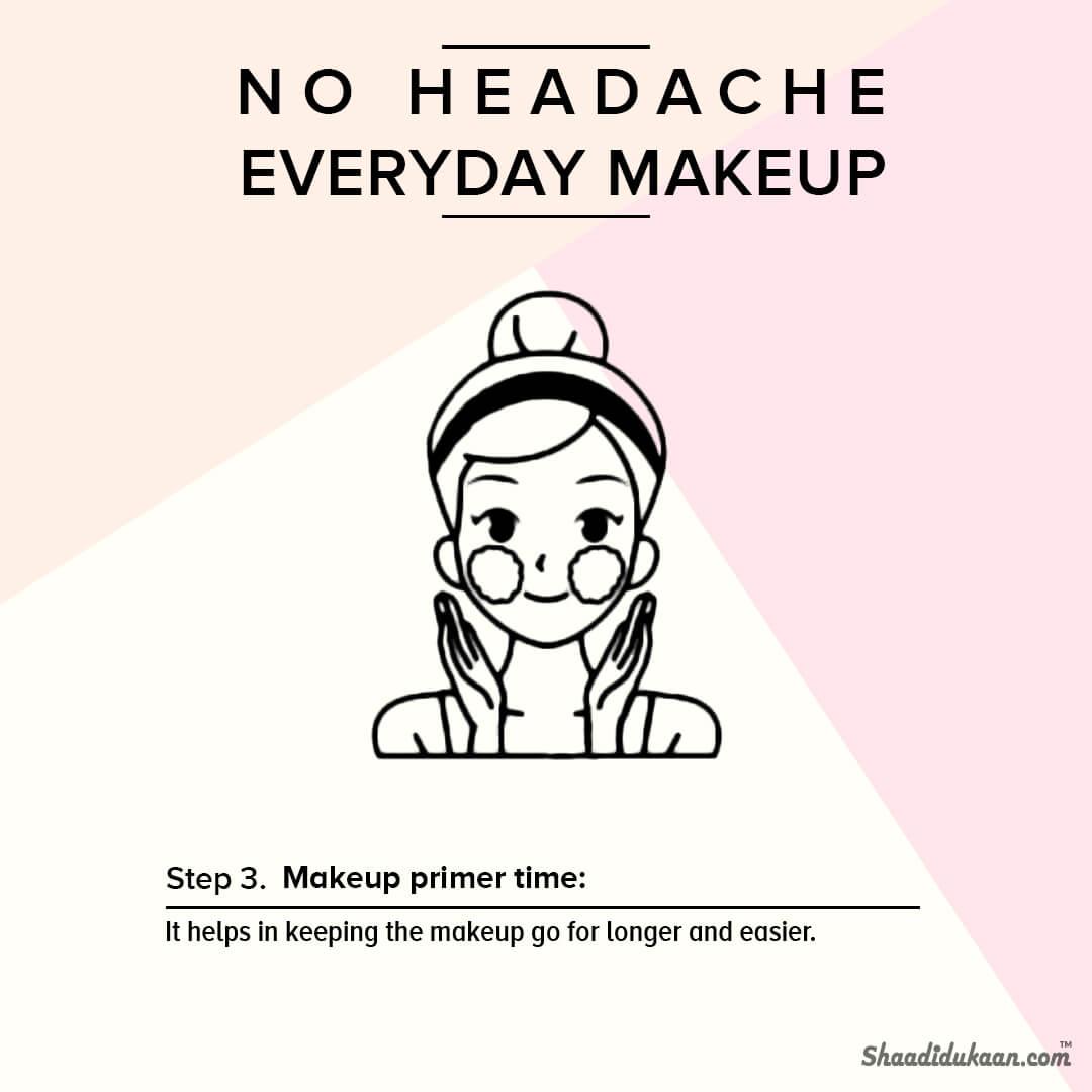 Makeup Primer Time