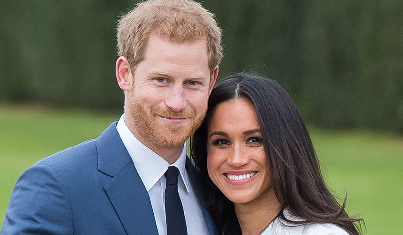 Meghan Harry Wedding Date
