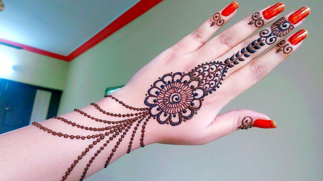 Best Mehandi Designs