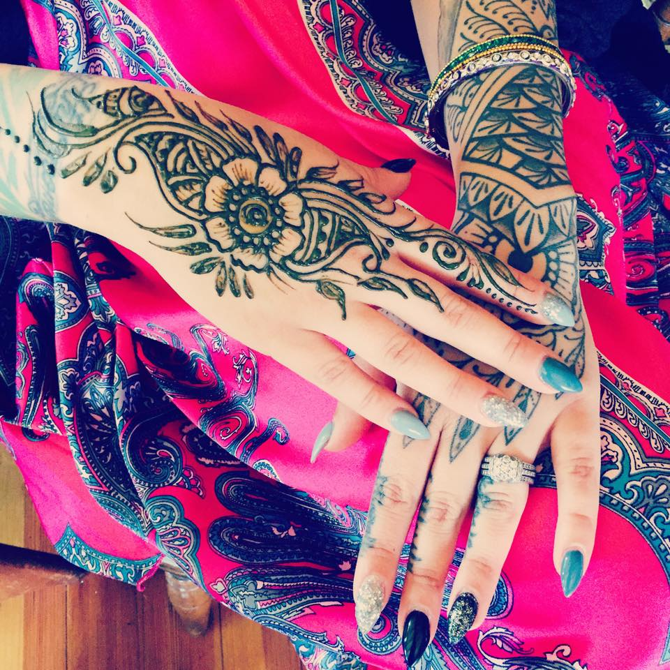 Mehandi Shoot
