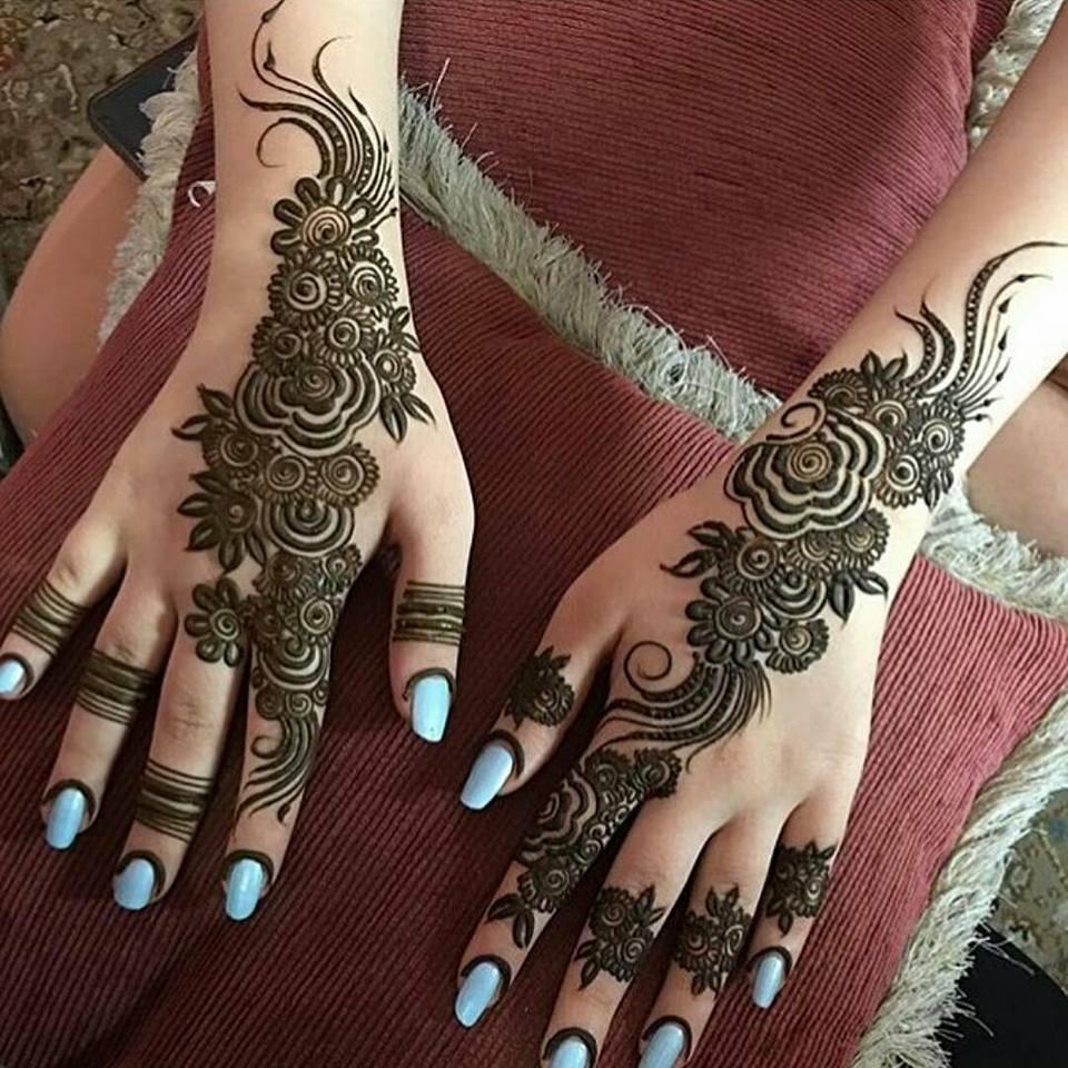 Best indian mehandi Designs