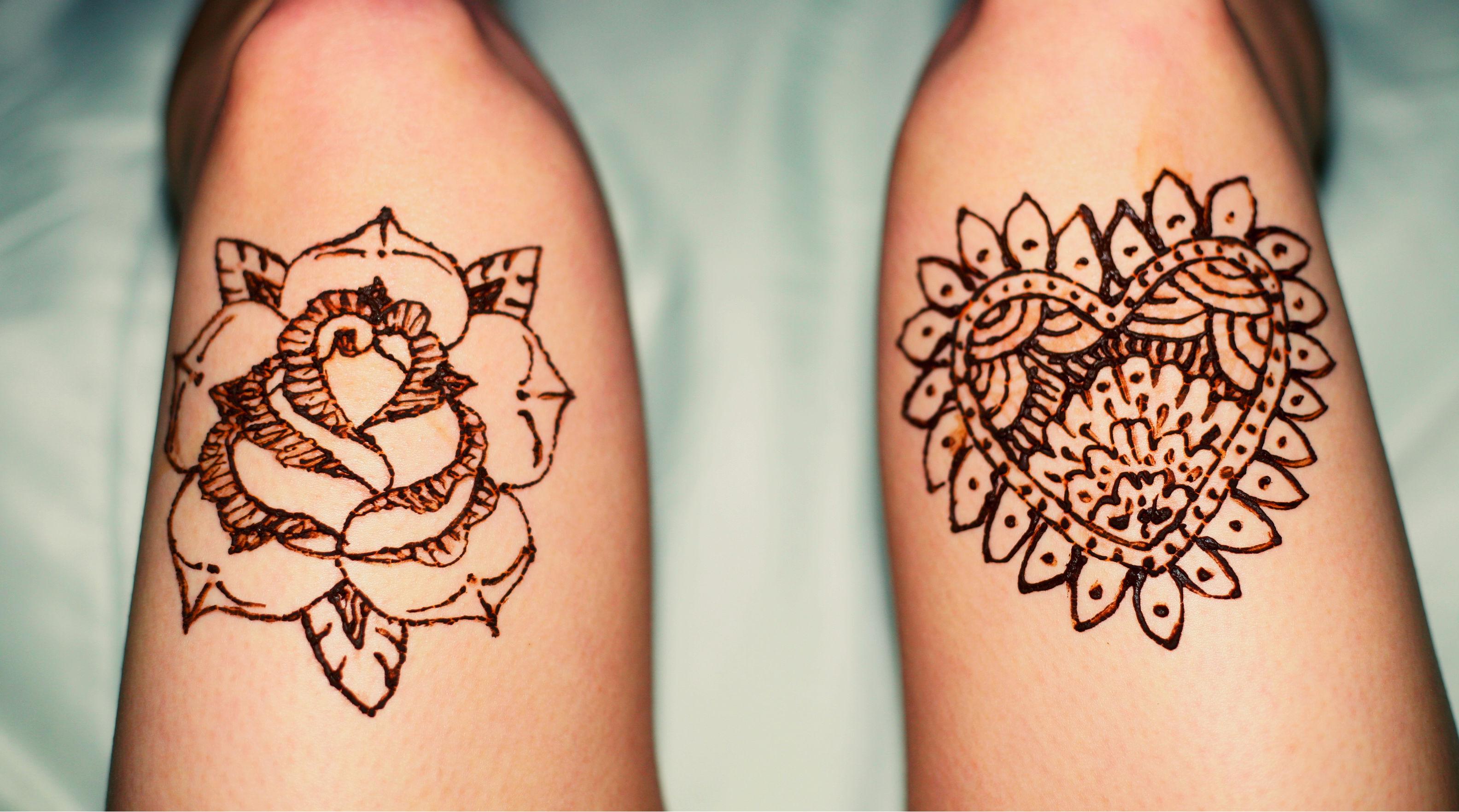 tattoo Mehandi designs