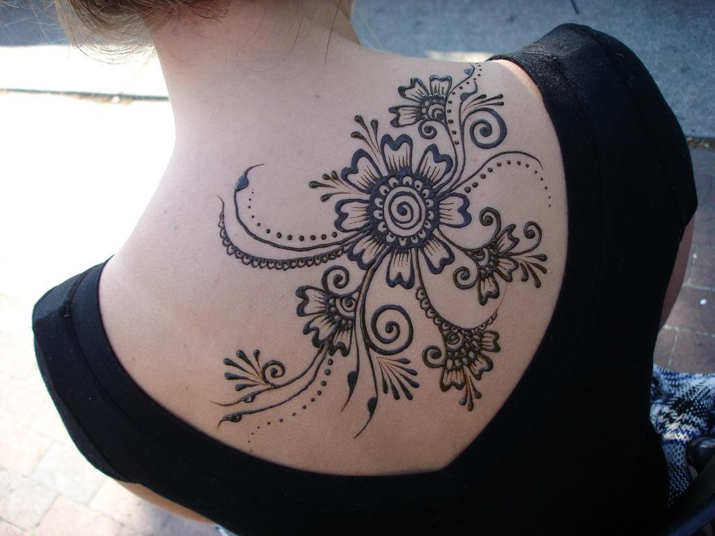 Best Tattoo Mehandi Designs